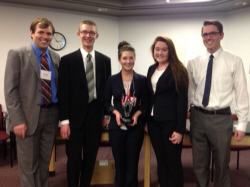2013 Ethics Competition Winners