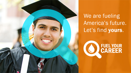 We are fueling America's future. Let's find yours. Fuel Your Career