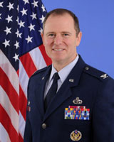 Col. Eric Froehlich
