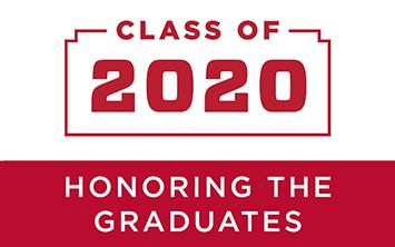 Class 2020 Honor the Graduates